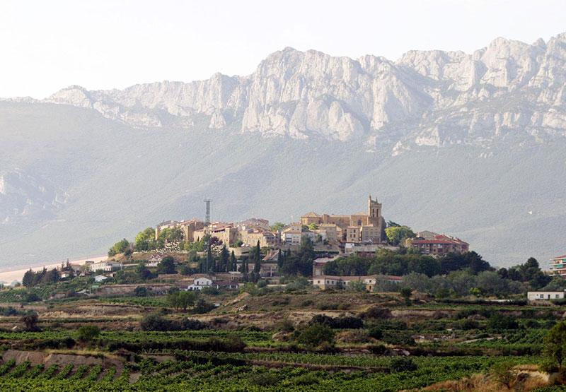 Laguardia, una villa medieval que parece sacada de la Toscana