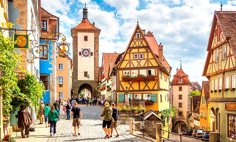 Los 15 lugares más bonitos de Alemania, para quedarse atónito