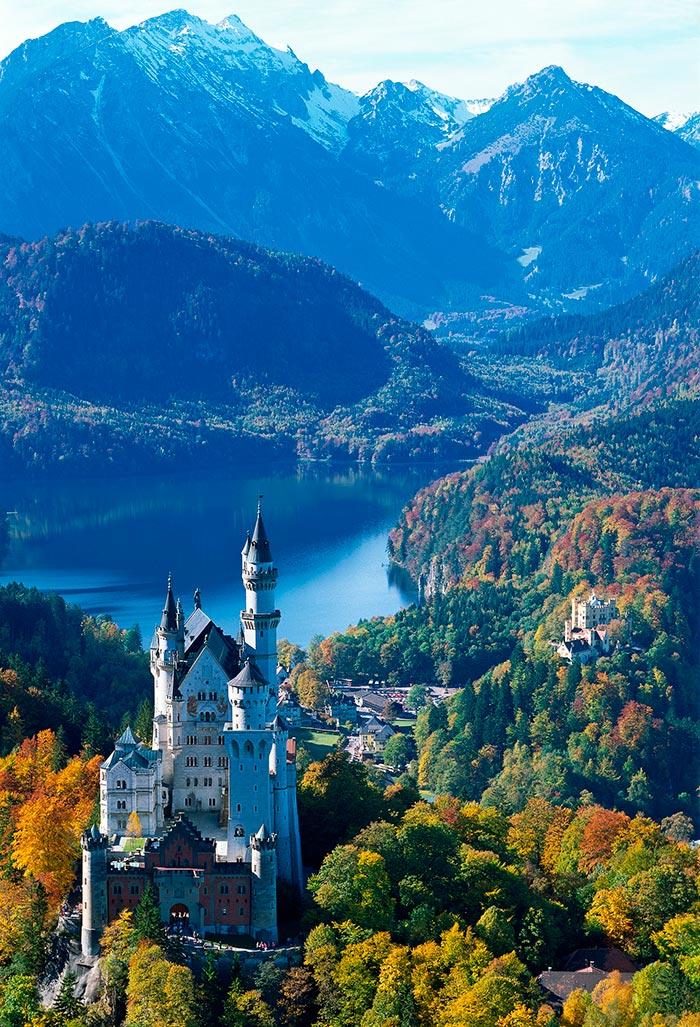 Los 15 Lugares Más Bonitos De Alemania Para Quedarse Atónito Foto