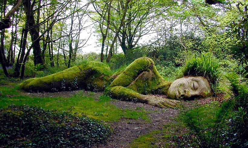 Un misterioso cuento en los Jardines Perdidos de Heligan