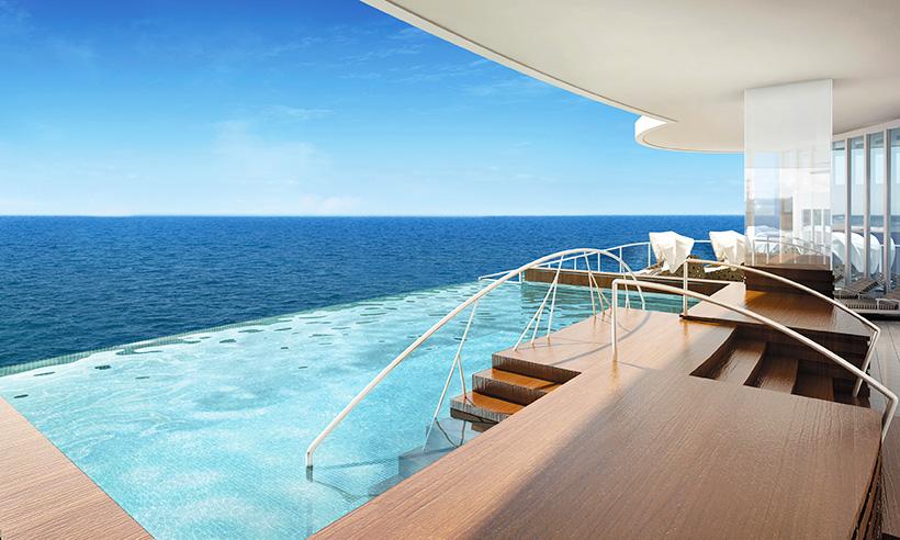 ¿Qué te puedes imaginar en un crucero de lujo? Pues eso, y más
