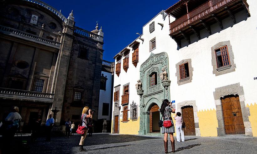 Las Palmas de Gran Canaria, una ciudad que da que hablar
