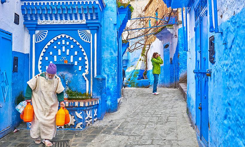 Marruecos en diez panorámicas, tesoros únicos que dejan boquiabierto