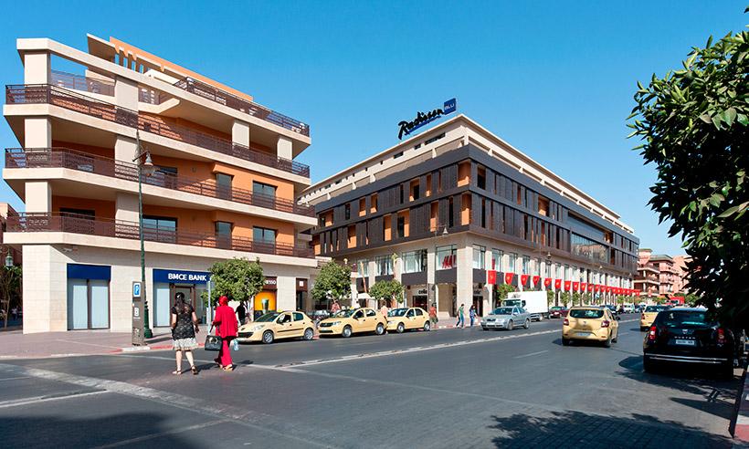 Un hotel perfecto para una escapada urbana al Marrakech más trendy