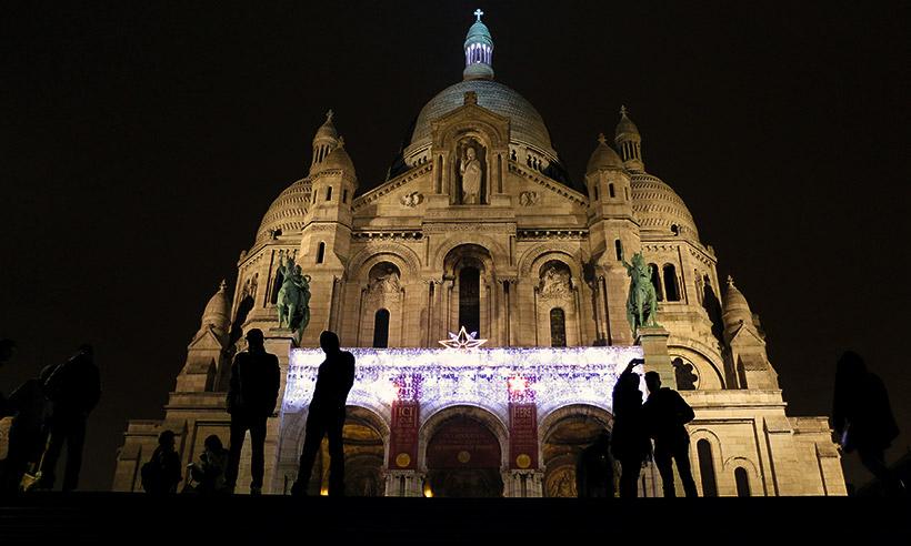 Ocho imprescindibles para esta Navidad en París