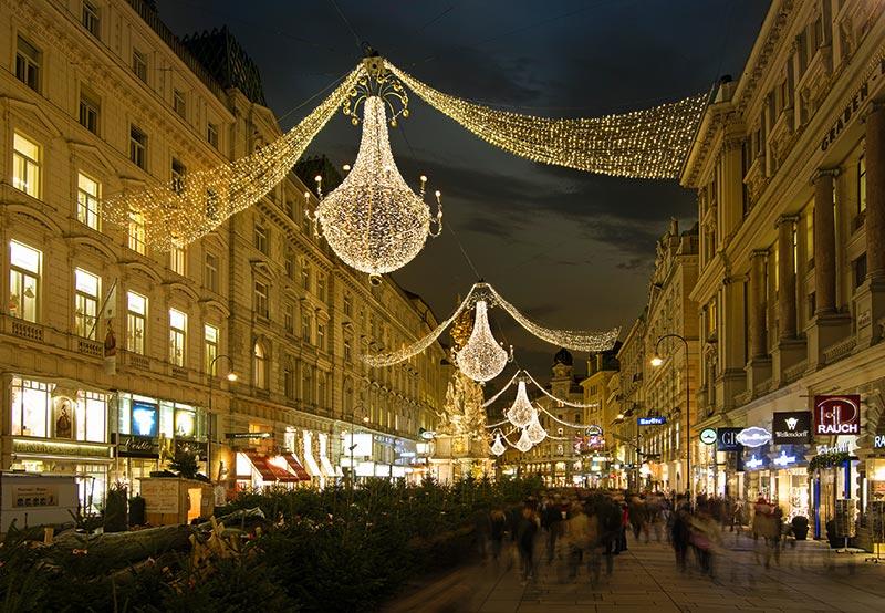 Escapada de Navidad a Viena