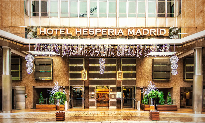 La mejor navidad en madrid foto 1 - One shot hotels madrid ...