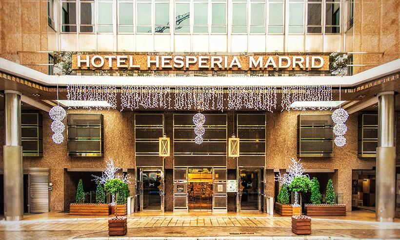 La mejor navidad en madrid foto 1 - Hotel only you en madrid ...