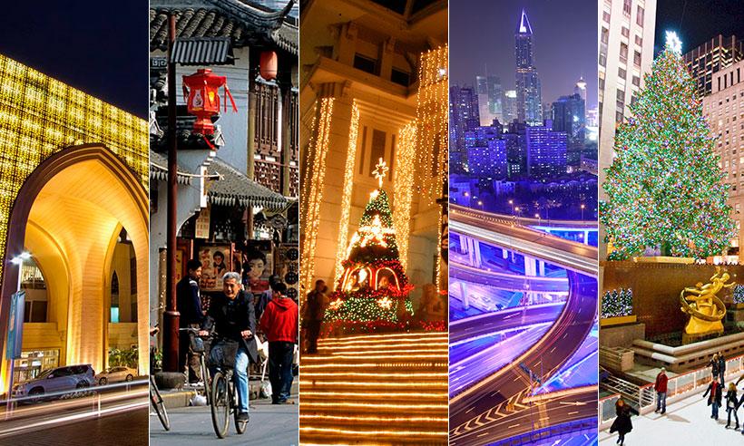 Cinco destinos lejanos y diferentes para empezar con buen pie el 2017
