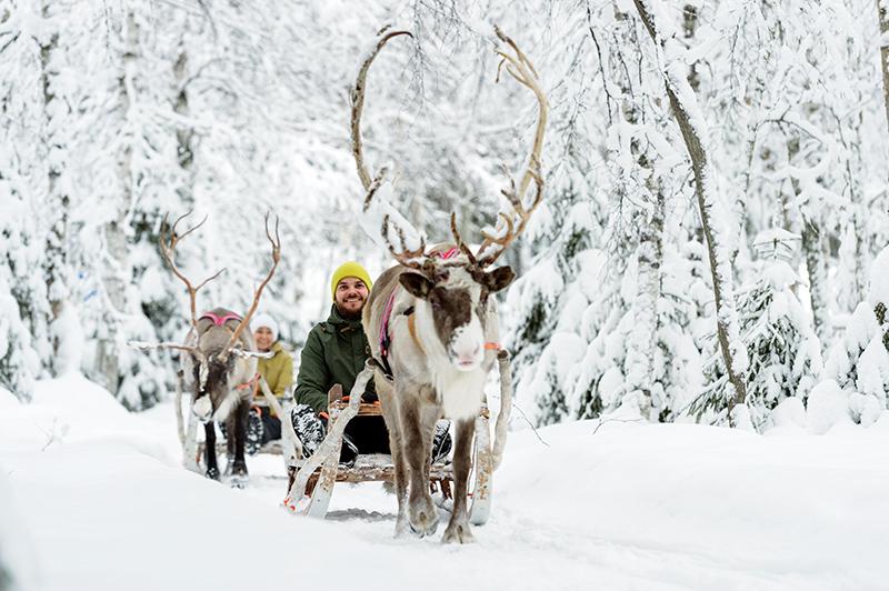 Paisajes de postal en el invierno n rdico foto 1 for Imagenes de patios de invierno