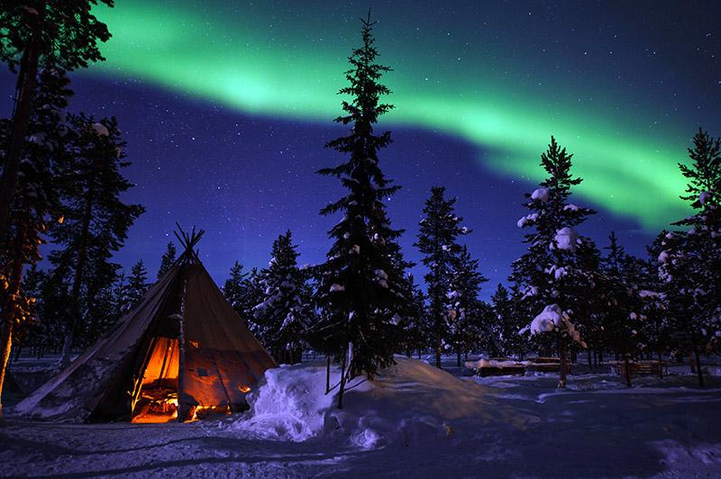 nordico de invierno
