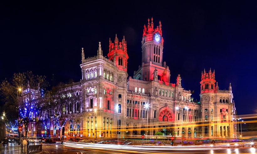 Diez ideas para una Navidad 10 en Madrid