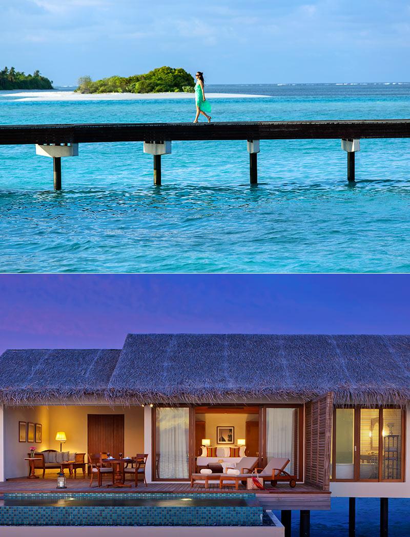 Cinco destinos con sus cinco hoteles para bolsillos for El mejor hotel de maldivas