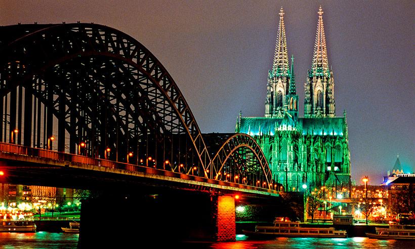 Ver dónde descansan los Reyes Magos y otras cosas que hacer en Colonia