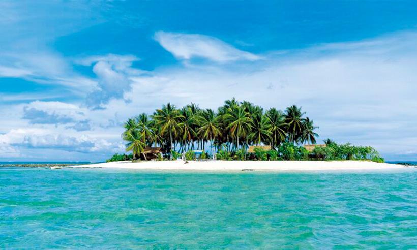 Paraísos filipinos para entrar en calor