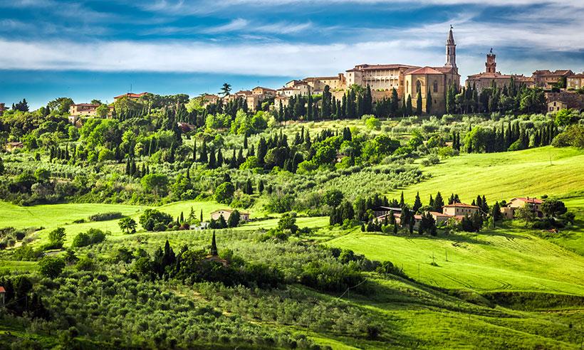 Seis pueblos para enamorarte de la Toscana