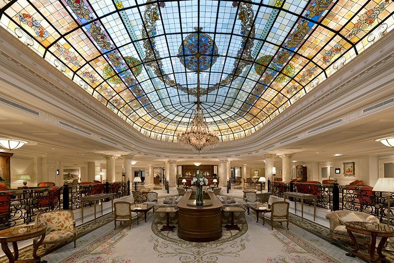 Cinco palacios 5 estrellas para dormir por menos de 100 - Hotel salamanca 5 estrellas ...