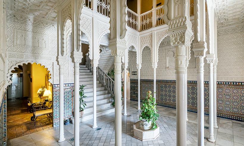 Cinco palacios 5 estrellas para dormir por menos de 100 €