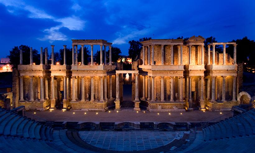 Boda Teatro Romano Merida : Guía de mérida y sus lugares esenciales para una visita