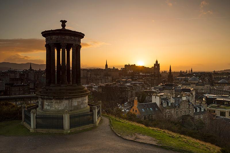 Carlton-Hill-Edimburgo-Escocia