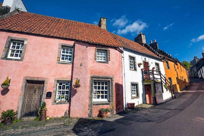 Culross-Escocia