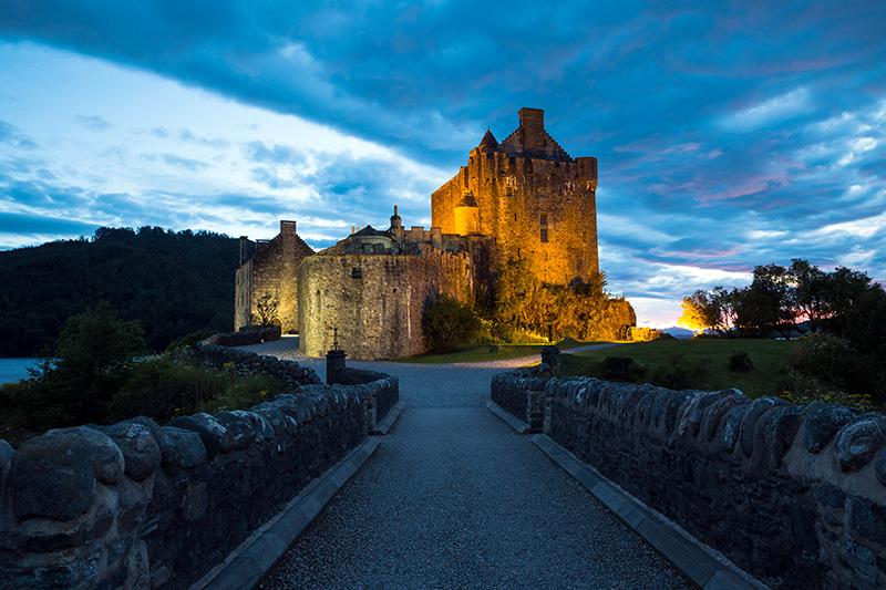 Eilean-Donan-Escocia-castillo