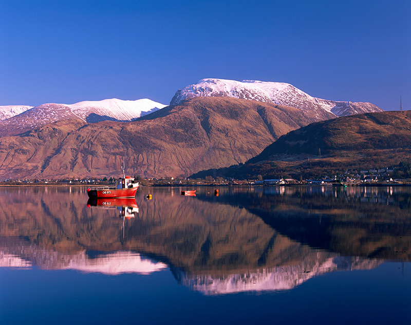 Fort-William-Ben-Nevis-Escocia