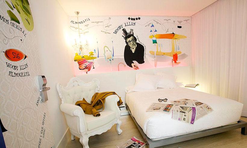 Diez hoteles de película (para los que no se pierden los Goya)