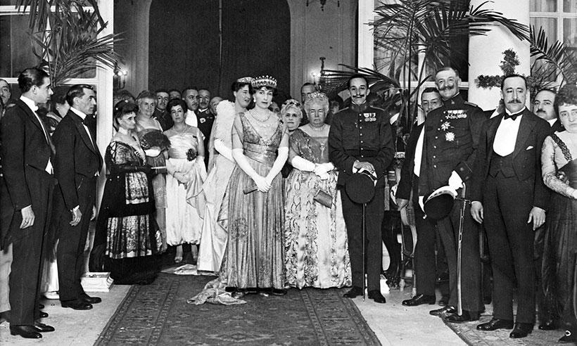 Los hoteles favoritos de Alfonso XIII, donde sentirte como un rey