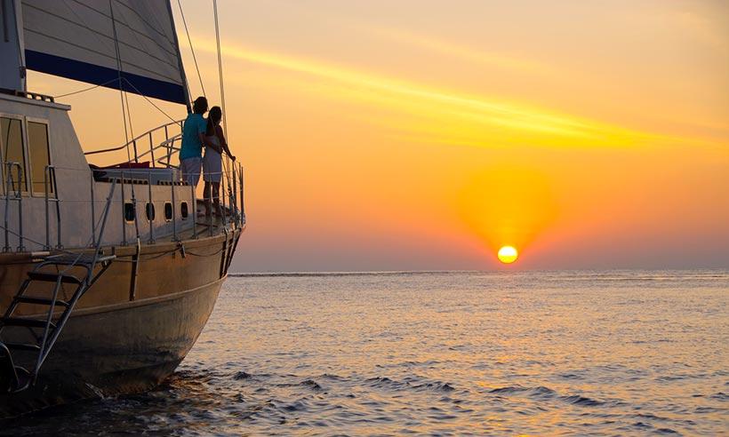 Capri, Seychelles, Santorini... Estas son las islas más románticas del mundo