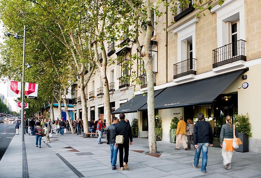 Madrid en modo fashion por sus sitios m s 39 trendy 39 foto 2 - Calle serrano 55 madrid ...