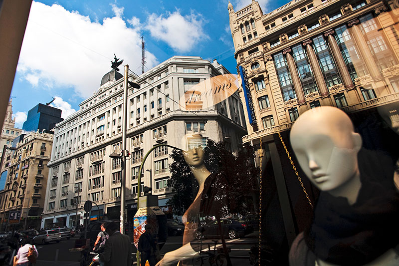 Madrid en modo fashion, por sus sitios más 'trendy'