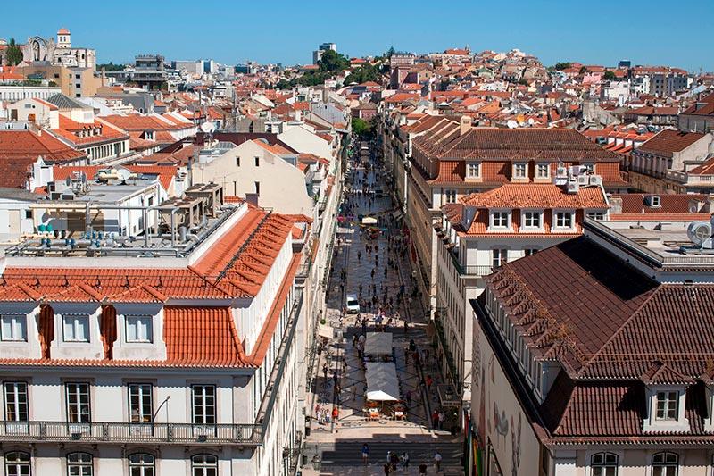 Los 'miradouros' más bonitos de Lisboa