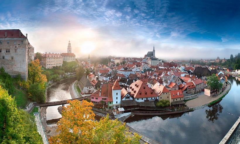 Cesky Krumlov, la ciudad más bonita de Chequia (con permiso de Praga)