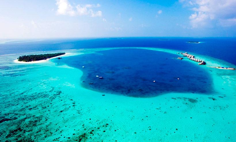 Maldivas para hedonistas y activos