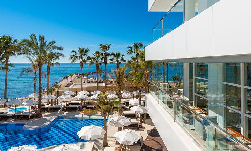 Un hotel para los que aman el mar (y el descanso perfecto)