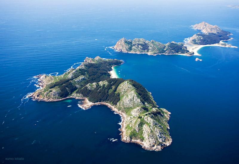 Rumbo a las Cíes, las islas de los dioses en las Rías Baixas