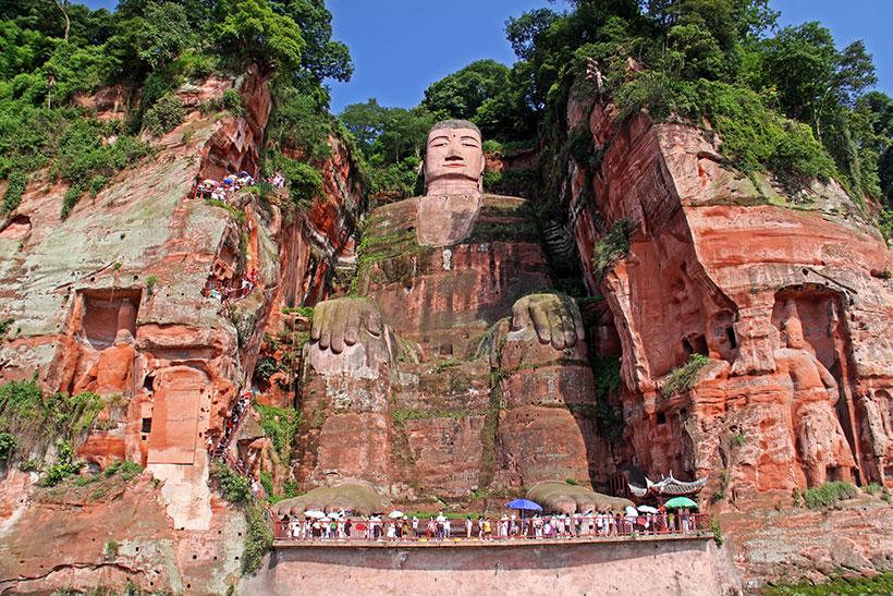Budha-de-Leshan-china-templos