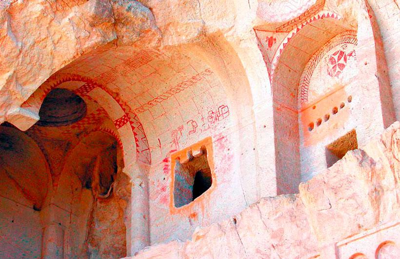 Capadocia-Turquia-iglesias