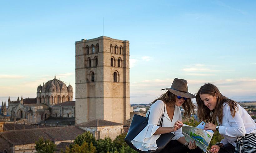 24 horas en Zamora, en busca de su cara más moderna