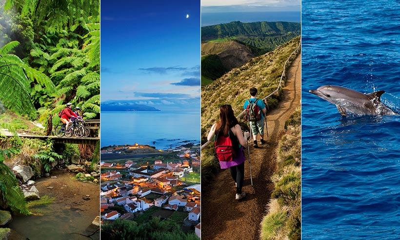 Los mejores planes para viajar a las Azores y no parar quietos