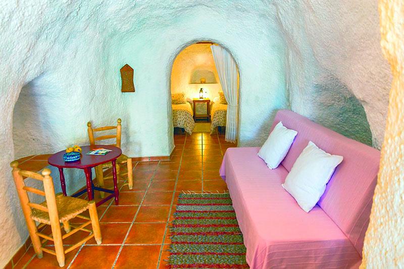 Cuevas-granada-interior