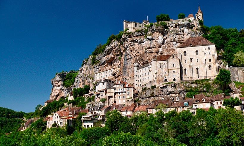 ¿Por qué es tan bonito el pueblito de Rocamadour?
