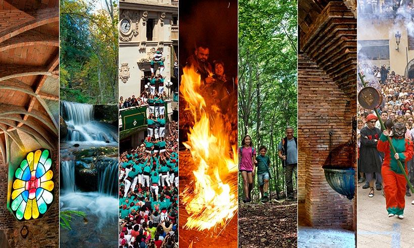 Siete motivos Patrimonio de la Humanidad para una escapada a Barcelona