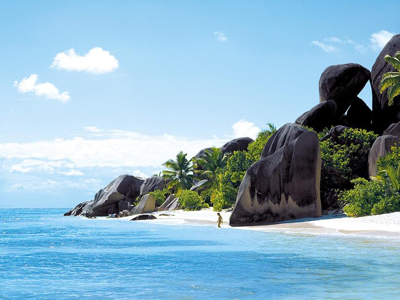 Una isla privada en las Seychelles, para una vez en la vida