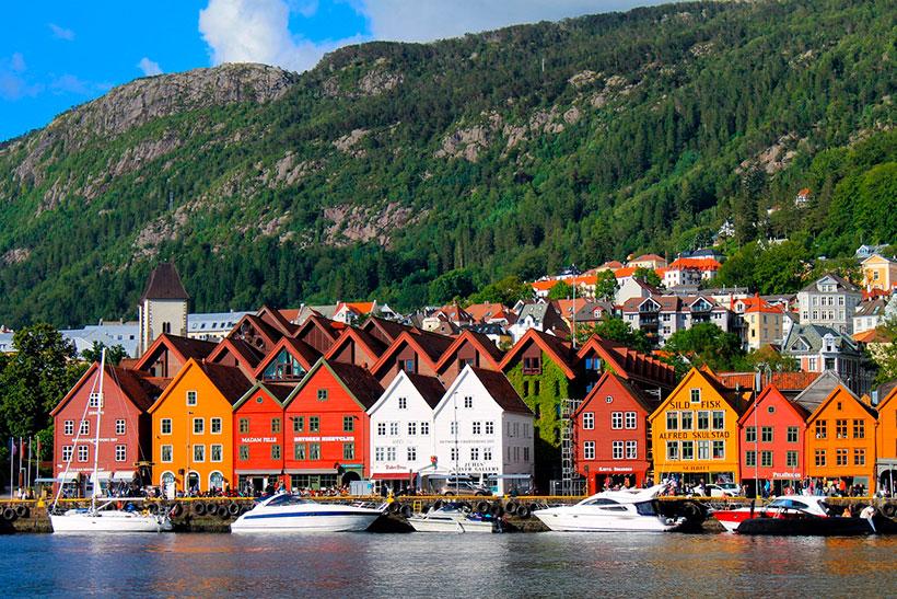 Resultado de imagen de bergen noruega