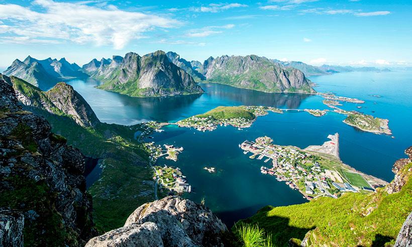 Quince maravillas de Noruega que dejan atónito