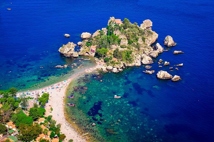 Diez lugares de Sicilia para grabar en la retina