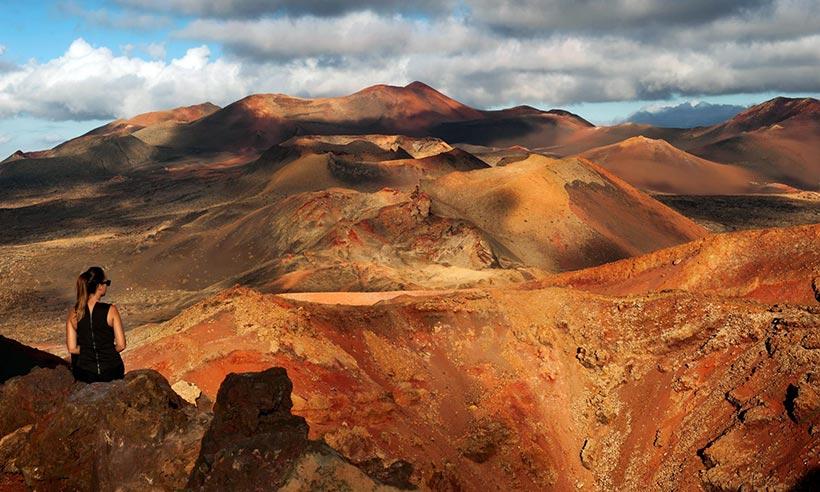 Pistas para descubrir Timanfaya, el plato fuerte de Lanzarote