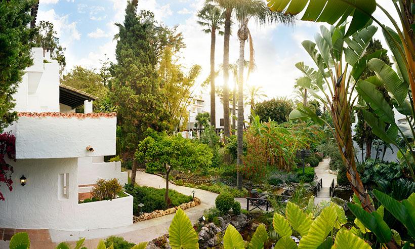 Exclusividad y encanto andaluz para una escapada a Marbella